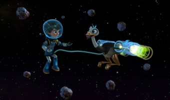A Blastastic Look Behind-the-Scenes at Miles from Tomorrowland
