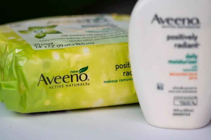 Aveeno Makeup Removing Wipes