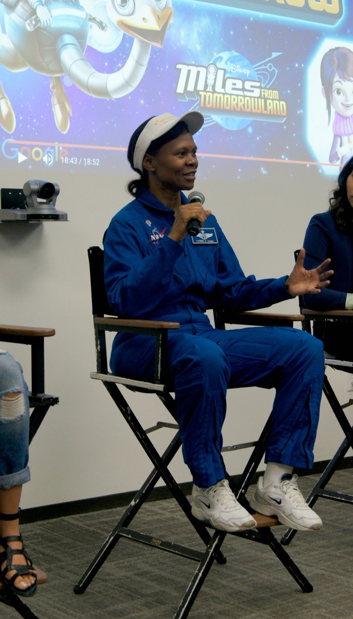 Dr Yvonne Cagle NASA Astronaut