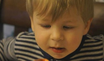 Help Baby Learn to Chew with Gerber 3rd Foods Lil' Bits Recipes!