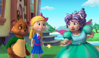 Goldie & Bear Premieres on Disney Junior Tomorrow!