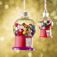 Gumball Machine Ornaments