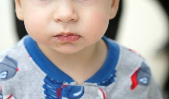 Encouraging My Toddler to Try New Foods with Gerber 3rd Foods Lil' Bits Recipes