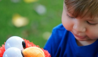 Holiday Gift Ideas for Toddlers: Playskool Play All Day Elmo