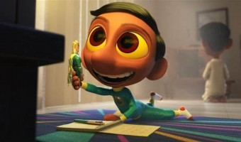 "Don't Miss the New Disney Pixar Short ""Sanjay's Super Team""!"