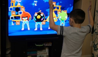 Dancing Our Way Happy with Just Dance 2016