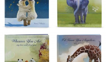 Holiday Gift Idea: Kohl's Cares Books and Plush for Kids