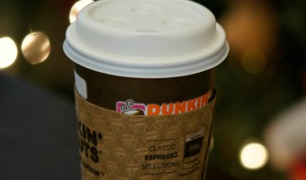 Take an Afternoon Break with Dunkin' Donuts