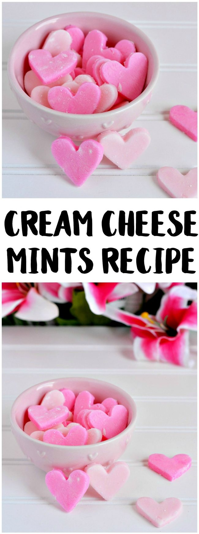 Need something fresh after dinner? These Cream Cheese Candy Heart Mints are delicious and easy to make. They're perfect for a quick dessert or refreshing bit any time.
