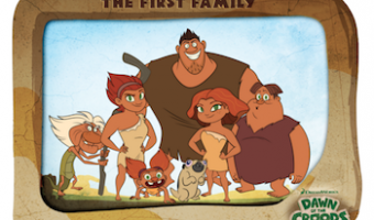 Dreamworks Animation's Dawn of the Croods is Now on Netflix!