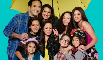 "First Look: Disney Channel's New Show ""Stuck in the Middle"""
