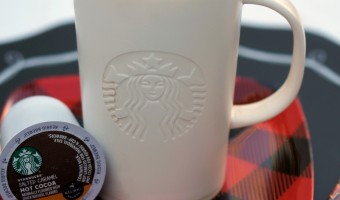 Get Cozy with Starbucks Hot Cocoa K-Cup Pods