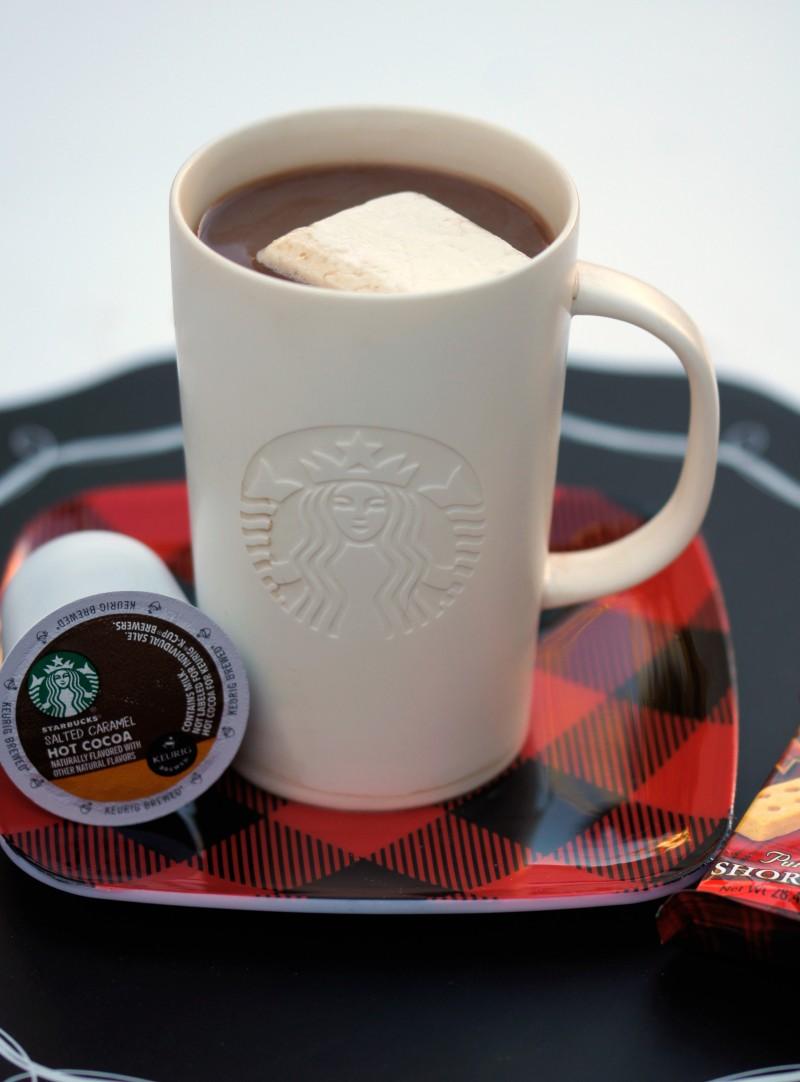 Starbucks Hot Cocoa Cozy Collection