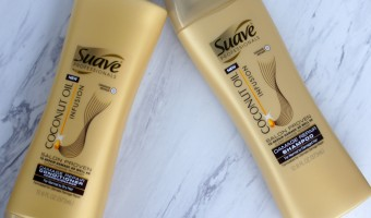 Repair Damage with Suave Professionals Coconut Oil Infusion {Deal + Giveaway}