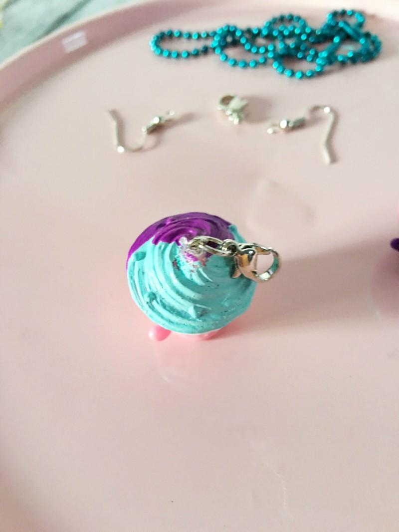 DIY Shopkins Jewelry- Step 5