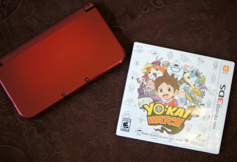 Nintendo 3DS and Yo-Kai Watch