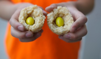 Rice Krispies Treats Surprise Eggs Recipe
