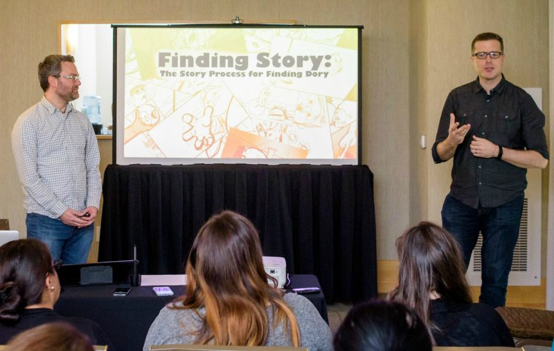 Finding Story Story Process Interview