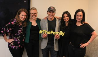 """Dinner with """"The Family"""" {Interview & Sneak Peek!}"""