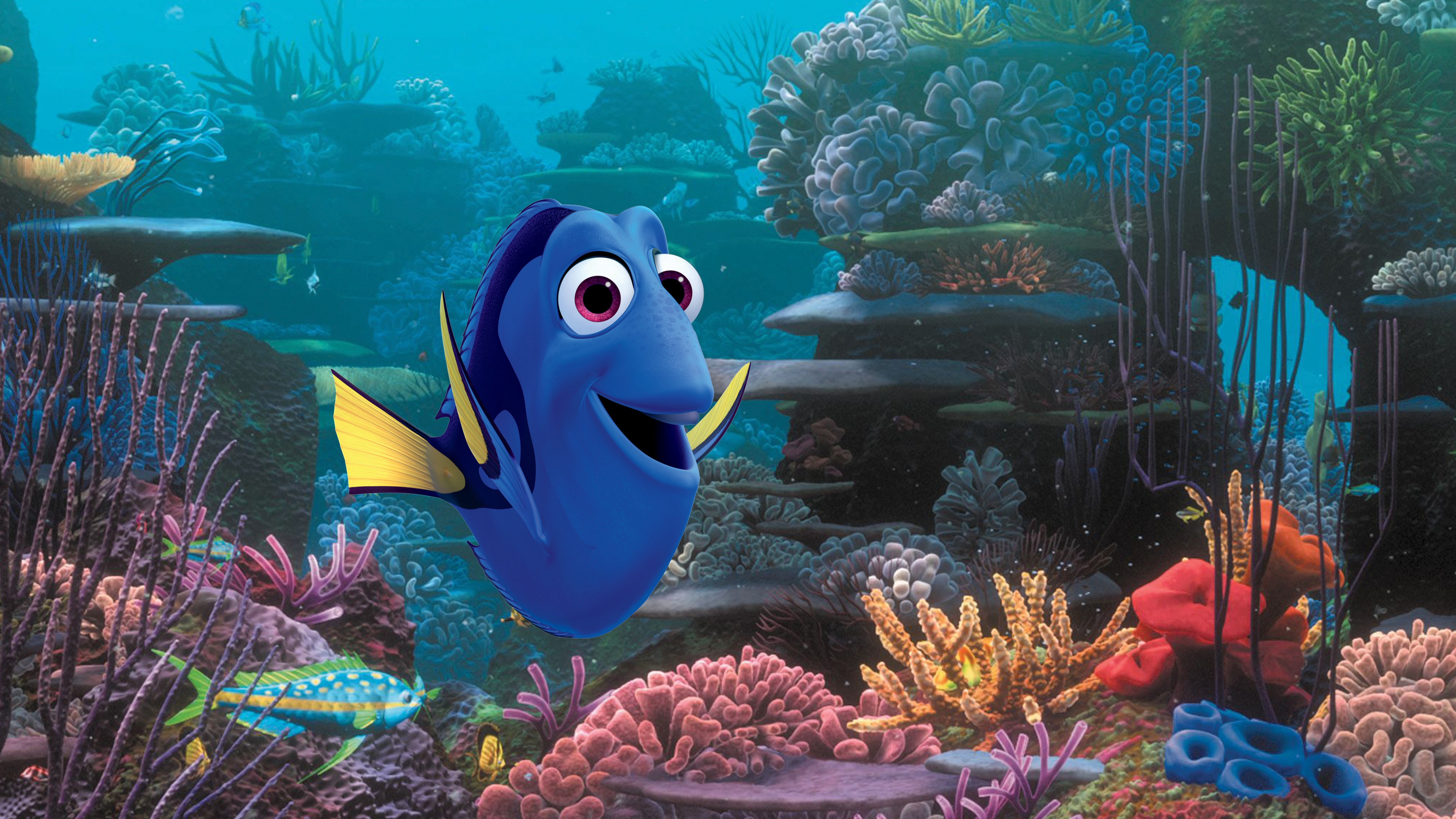 Free Finding Dory Coloring Pages and Activity Sheets - {Not Quite ...