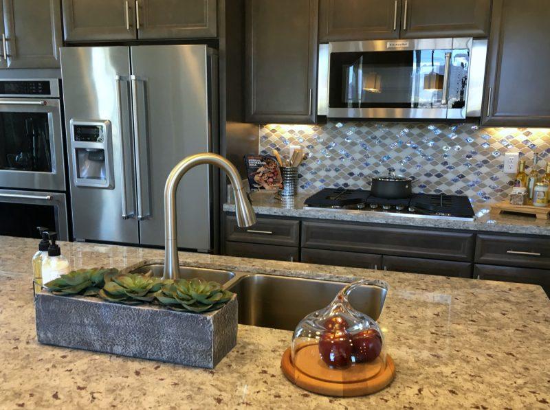 Inspirada Kitchen Model Home