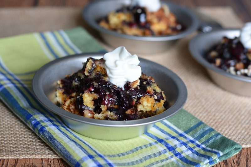 Easy Cobbler Recipe With Pie Filling And Cake Mix