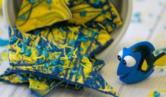 Finding Dory Candy Bark Recipe