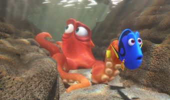 Finding Dory Review {Now Playing at Dolby Cinema at AMC Theaters!}