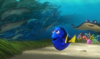 Finding Dory is Swimming into Dolby Cinema at AMC Theaters!