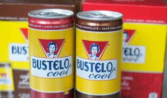 Enjoy Your Coffee On-The-Go This Summer with Bustelo Cool