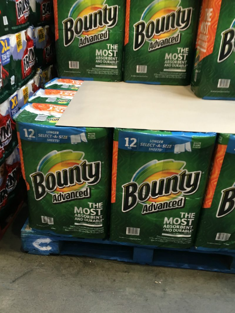 Bounty Costco