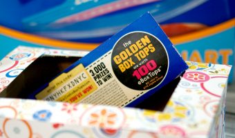 Help Your School When You Grab Your Golden Box Tops at Costco