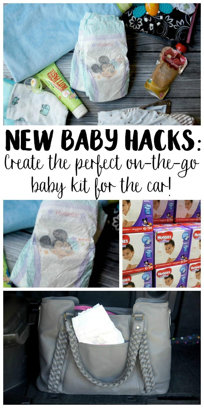 New Baby Hacks
