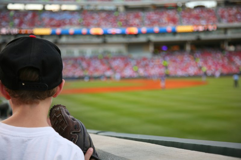 planning for your child u0026 39 s first major league baseball game