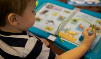 Give Your Kids a Head Start on Learning with LeapStart