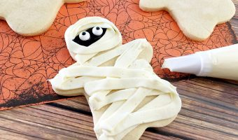 Easy Mummy Cookies Recipe