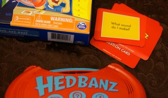 Step Up Your Family Game Night with Hedbanz™ Electronic!