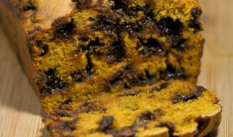 Easy Pumpkin Chocolate Chip Bread Recipe