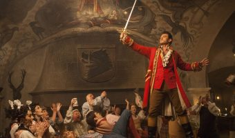 Exclusive Interview with Luke Evans and Josh Gad- Gaston and Le Fou in Beauty and the Beast!