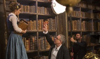 Revisiting Beauty and the Beast with Director Bill Condon and Alan Menken!