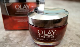 Being Proactive About My Skin Today for Healthier Skin Tomorrow with Olay Regenerist Micro-Sculpting Cream
