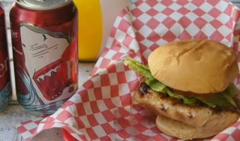 Barbecue Chicken Sandwiches Recipe {Starring Dr Pepper}