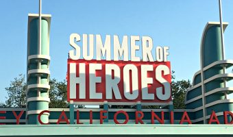Don't Miss the Summer of Heroes at Disney California Adventure!