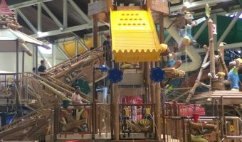 Our Weekend at Great Wolf Lodge!