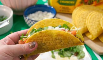 Game Day Nacho Tacos Recipe