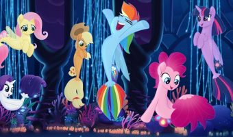 My Little Pony: The Movie is Out Now! {+Giveaway}