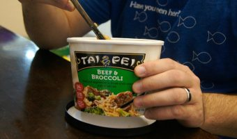 Delicious Dinners on Crazy Nights Thanks to Tai Pei Frozen Meals!