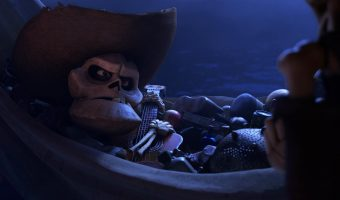 Interview with Edward James Olmos of Disney Pixar's Coco