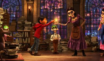 Exclusive Interview with Anthony Gonzalez and Alanna Ubach of Coco!