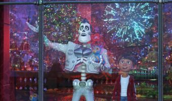 Exclusive Interview with Benjamin Bratt, Ernesto de la Cruz in Disney Pixar's Coco!